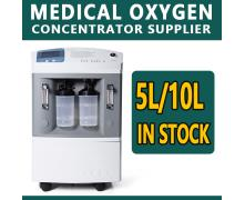 India 5l 10l liter portable oxygen concentrator price list medical oxygen-concentrator home oxygen concentrator machine for sale