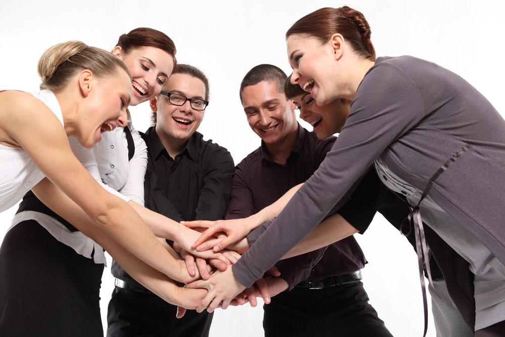 Как сделать коллектив сплоченным