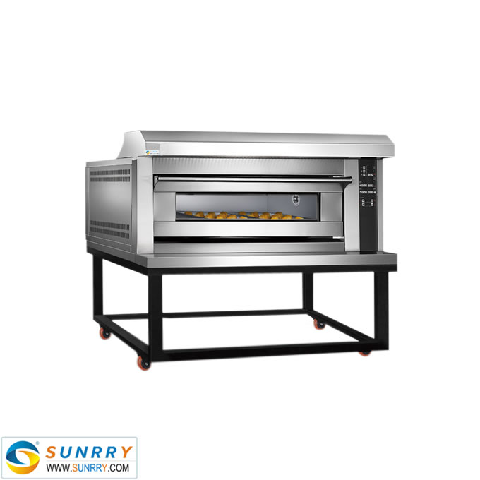 Luxurious Separable Electric Deck Oven With Spray Function