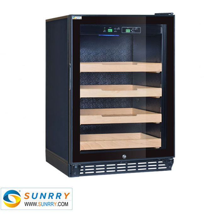 Sy Wc46a 1 Single Zone Glass Door Wine Cooler For Sale